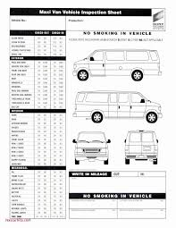 Free Printable Vehicle Inspection Form Free Vehicle Inspection Form Template Inspirational Vehicle