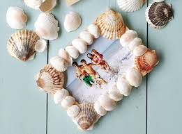 seashell crafts for kids - Google Search