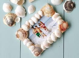 10 Kids Seashells Crafts To Make At Home