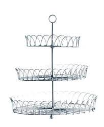 Decorative Wire Tray Decorative Trays and Bowls Living and Home Décor 7