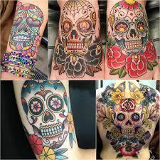 200 Skull Tattoos For Men Women Threatening Design