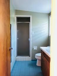 Modern bathroom remodel Small Bathroom Image Of Mid Century Modern Bathroom Before Pretty Prudent Mid Century Modern Bathroom Remodel Inspiration Pretty Prudent