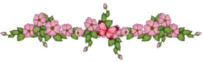 Resultado de imagem para gifs pequenos de  flores