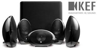 kef egg. kef kht1005.2 home cinema speakers kef egg
