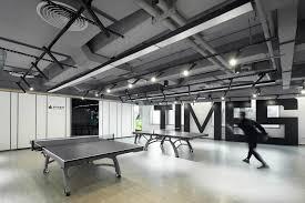 Fitness Club Design Times Property Staff Activity Center C C Design Co Ltd