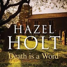 Death is a Word - Hazel Holt - Äänikirja - BookBeat