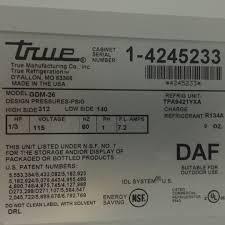 used true refrigerator. Interesting Used Intended Used True Refrigerator C
