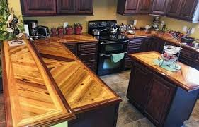 bes best wood for countertops on countertop transformations