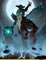 dota2 outworld devourer dota dota art sstarkm dota2