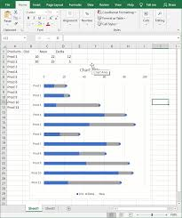 Dot Chart 14 Making Horizontal Dot Plot Or Dumbbell Charts In Excel How