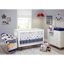 mickey and minnie mouse comforter set inspirational disney let s go mickey ii 4 piece crib