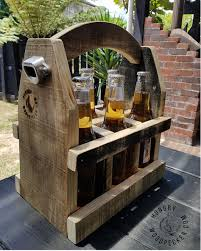 More details and more projects like this on my woodworking website. 530 Beer Tote Ideas Beer Tote Beer Beer Carrier