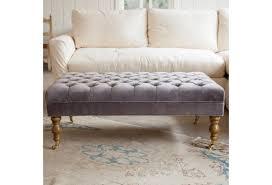 ... Top Notch Home Furniture Ideas Using Small Tufted Ottoman : Surprising  Home Furniture Ideas Using Rectangular ...