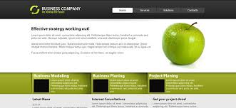 Css Website Templates Enchanting Free Website CSS Templates Business Templates Corporate Templates