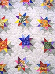Lansing MI Quilt Show… just a few interesting pictures | Nonnie's ... & This is a close-up of a shadowed star block Adamdwight.com