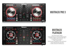 the brand new numark mixtrack platinum now in stock music matter numark mixtrack comparison