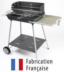 Barbecue Charbon De Bois Florence Somagic Cuve Fonte 54 5x38 5cm