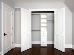 folding ikea closet doors