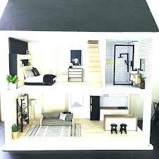 modern miniature furniture. Modern Doll House Furniture Dollhouse Sets Buy Popular Miniature S
