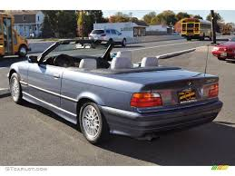 BMW 5 Series 99 bmw 323i specs : Steel Blue Metallic 1999 BMW 3 Series 323i Convertible Exterior ...