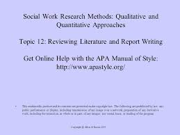 format of research paper apa voice