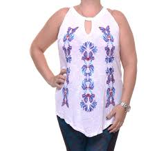Details About Inc International Concepts Womens Embellished Halter Top Size M