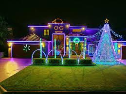 Huntington Home Led Icicle Lights Christmas Lights Groove To Gangnam Style Christmas Gets