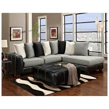 Leather Sofa Makeover Emejing Decorating With Black Leather Couches Images Design And