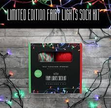 Fairy Lights Sock Kit Signature 4ply Fairy Lights Sock Kit