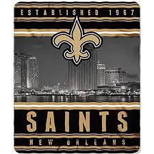 new orleans saints blanket saints