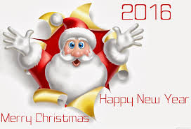 cute merry christmas and happy new year 2015.  Christmas Funny Merry Christmas And Happy New Year 2016 Santa Claus Messages Throughout Cute And New Year 2015 H