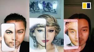 chinese woman s amazing make up transformations