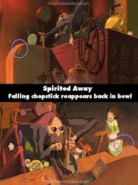 Spirited Away Quotes Stunning Spirited Away 48 Movie Mistake Picture ID 48