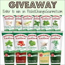 gourmet garden fresh herbs giveaway