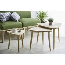 stacking coffee tables.  Tables TRIO Stacking Coffee Table  Side Set Throughout Tables