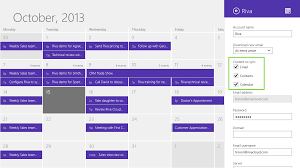 Sync Crm Contacts Calendars And Tasks To Microsoft Surface Riva