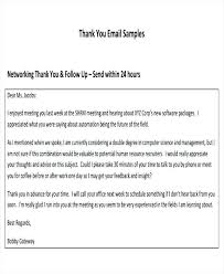 8 Formal E Ml Templates Free Format Download Formal Thank