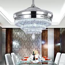 amazing luminous collection 48 wide crystal chandelier