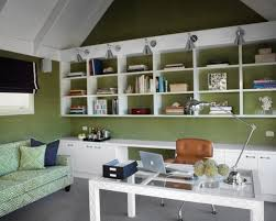 home office wall shelving. Home Office Shelving Ideas Pictures Remodel And Decor Wall Shelves