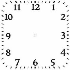 48 Best Clock Face Printable Images Clock Face Printable
