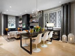 Design Ideas For Living Room Dining Room Living Room Dining Delectable Decor Combo Decorating Ideas