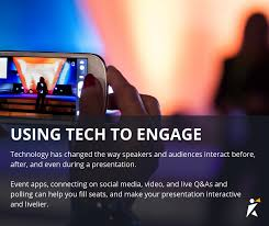 Interactive Presentations How Tech Can Help Increase