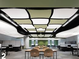 innovations in acoustical ceilings for todays flexible interiors acoustic solutions office acoustics