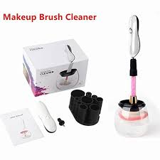 myg automatic makeup brush cleaner drier deep clean machine 360 degree rotation thorough cleaning