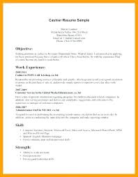 Resume For Cashier Target Cashier Resume Example Sample Cashier ...