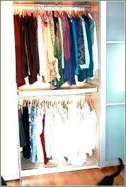 closet rod height for double hanging wardrobes e hang wardrobe rod wardrobes closet medium image for closet rod height