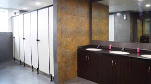 Bathroom Partition Fascinating Restroom Partitions Systems For Office Kubik
