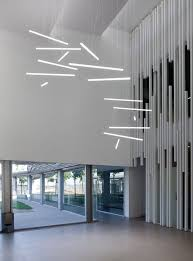 halo stick vibia office elegant lighting collection with a twist halo by martín azúa