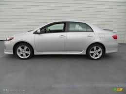 Classic Silver Metallic 2013 Toyota Corolla S Exterior Photo ...