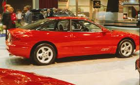 Ford Probe technical details, history, photos on Better Parts LTD